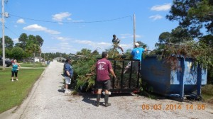 Community Cleanup - May 2014
